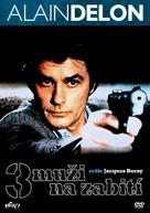3 hommes à abattre - Slovak DVD movie cover (xs thumbnail)