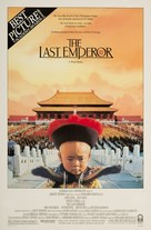The Last Emperor - Movie Poster (xs thumbnail)