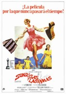 The Sound of Music - Spanish Movie Poster (xs thumbnail)