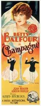 Champagne - Australian Movie Poster (xs thumbnail)
