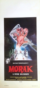 Meatcleaver Massacre - Italian Movie Poster (xs thumbnail)