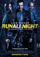 Run All Night - Swedish Movie Poster (xs thumbnail)