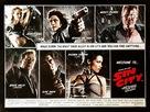 Sin City - British Movie Poster (xs thumbnail)