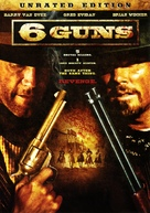 6 Guns - DVD movie cover (xs thumbnail)