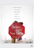 A Rainy Day in New York - Czech DVD movie cover (xs thumbnail)