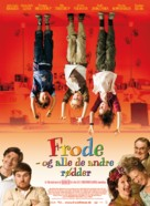 Frode og alle de andre rødder - Danish Movie Poster (xs thumbnail)