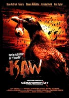 Kaw - French Movie Poster (xs thumbnail)