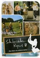 Schulmädchen-Report 8: Was Eltern nie erfahren dürfen - German DVD cover (xs thumbnail)