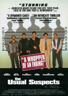 The Usual Suspects - Australian Movie Poster (xs thumbnail)