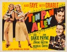 Tin Pan Alley - Movie Poster (xs thumbnail)