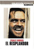 The Shining - Spanish Movie Cover (xs thumbnail)