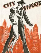 City Streets - Movie Poster (xs thumbnail)