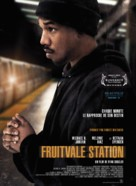 Fruitvale Station - French Movie Poster (xs thumbnail)