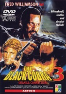 Cobra nero 3 - German Movie Cover (xs thumbnail)