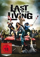Last of the Living - German DVD cover (xs thumbnail)