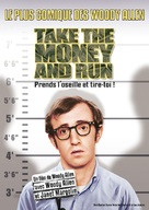 Take the Money and Run - French Movie Poster (xs thumbnail)