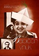 Babushkin vnuk - Czech Movie Poster (xs thumbnail)