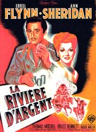 Silver River - French Movie Poster (xs thumbnail)