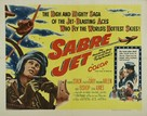 Sabre Jet - Movie Poster (xs thumbnail)