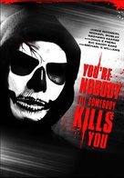 You're Nobody 'til Somebody Kills You - DVD cover (xs thumbnail)