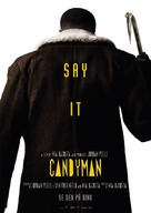 Candyman - Norwegian Movie Poster (xs thumbnail)