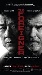 The Foreigner - Singaporean Movie Poster (xs thumbnail)
