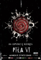 Saw VI - Polish Movie Poster (xs thumbnail)