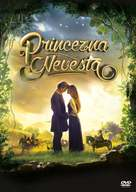 The Princess Bride - Czech DVD movie cover (xs thumbnail)