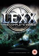 """Lexx"" - British DVD cover (xs thumbnail)"