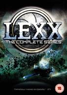 """Lexx"" - British DVD movie cover (xs thumbnail)"