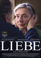 Amour - German Movie Poster (xs thumbnail)