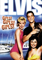 Girls! Girls! Girls! - DVD movie cover (xs thumbnail)