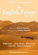 The English Patient - Teaser movie poster (xs thumbnail)