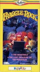 """Fraggle Rock"" - Australian VHS movie cover (xs thumbnail)"