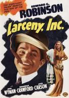 Larceny, Inc. - Movie Cover (xs thumbnail)