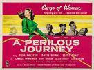 A Perilous Journey - British Movie Poster (xs thumbnail)