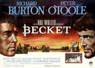 Becket - German Movie Poster (xs thumbnail)