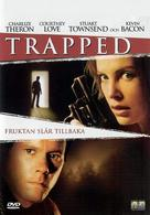 Trapped - Finnish DVD movie cover (xs thumbnail)