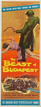 The Beast of Budapest - Movie Poster (xs thumbnail)