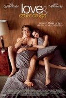 Love and Other Drugs - Swedish Movie Poster (xs thumbnail)