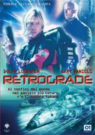 Retrograde - Italian DVD cover (xs thumbnail)