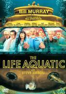 The Life Aquatic with Steve Zissou - DVD cover (xs thumbnail)