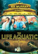 The Life Aquatic with Steve Zissou - DVD movie cover (xs thumbnail)