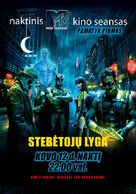 Watchmen - Lithuanian Movie Poster (xs thumbnail)