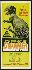 The Valley of Gwangi - Australian Movie Poster (xs thumbnail)