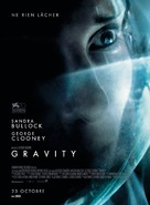 Gravity - French Movie Poster (xs thumbnail)