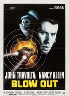 Blow Out - Italian Movie Poster (xs thumbnail)