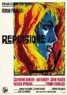 Repulsion - Italian Movie Poster (xs thumbnail)