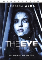 The Eye - DVD movie cover (xs thumbnail)