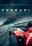 Ferrari: Race to Immortality - French DVD movie cover (xs thumbnail)